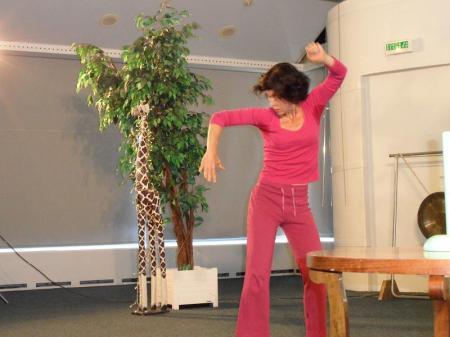 un spectacle de danse pour les petits