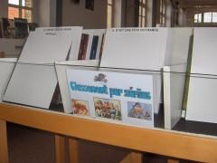 bandes dessinées,mangas,médiathèque de carmaux,comics
